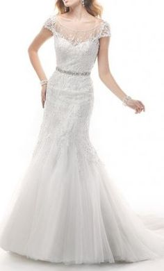 Maggie Sottero Gloria wedding dress currently for sale at 50% off retail.