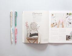 2 revistas a las que le vas a tener que hacer un hueco en tu librería. Office Supplies, Cute Stationery, Journals, Stationery