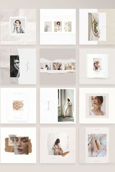 Building Link 190840102947870707 - Source by meurie Instagram Design, Canva Instagram, Instagram Feed Layout, Feeds Instagram, Instagram Grid, Instagram Post Template, Instagram Story, Instagram Posts, Layout Design