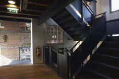Cultural Factory - DRU Fabriek - the Netherlands by M+R interior architecture , via Behance