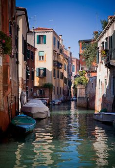 Venice, Veneto, Italy. If I could only chose one place to visit- it would be here.