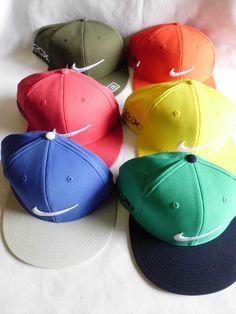NEW '13 Nike Golf Tour FLAT BILL FLEX FIT 20XI Victory Red Hat