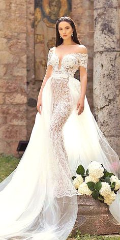 lace wedding gowns 5