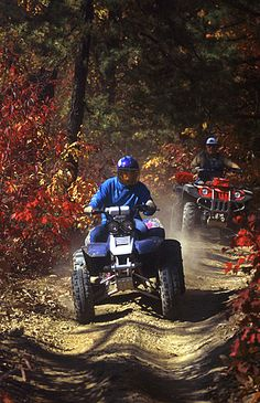 Photo Gallery Hatfield McCoy Trails Man, WV  Beautiful place to ride!!!