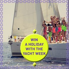Get pinning for the chance to win a dream holiday. On a Yacht. With ASOS & The Yacht Week