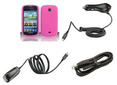 Samsung Galaxy Stellar (Verizon) Combo - Hot Pink Silicone Gel Cover + Atom LED Keychain Light + Wall Charger + Car Charger + Micro USB Cable by Atom. $10.99. http://yourdailydream.org/showme/dpyvp/By0v0p9pUcZh3mSwVmEd.html
