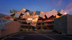 Pterodactyl, California, U.S.A by Eric Owen Moss Architects