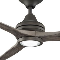Fanimation Prop 60 In Brushed Nickel Downrod Mount Indoor Outdoor Ceiling Fan With Remote 3
