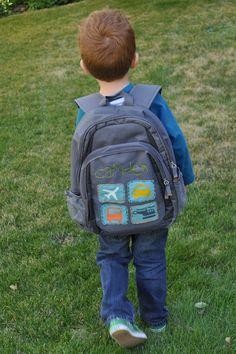 I Am Momma - Hear Me Roar: Back to School Backpack