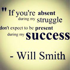 Will Smith Quote #success