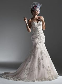 Sottero and Midgley by Maggie Sottero Keagan-6SD231  Sottero and Midgley Collection Glitz Bridal, Prom, Pageant and Formal Store - Nashville, TN!