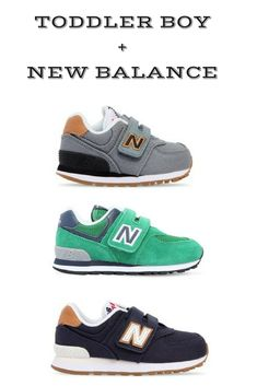 Toddler Boy Style in New Balance. #toddlerboystyle #ad #fashion
