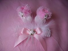Hand Knitted Baby Shoes/Booties & Headband