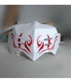 RWBY Adam Cosplay Mask Accessory $28.99- Anime Cosplay Accessories - Trustedeal.com