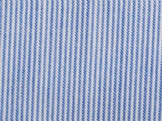 Hairline- Hairline stripes are thin stripes that are about the width of a hair. Hairline stripes are spaced very close together which gives the shirt a textured solid effect. This effect makes this a flexible pattern for shirts (Alexander West)