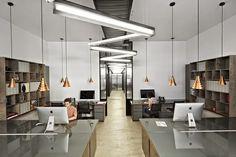 Construideia: 15 ideias de Decoração de Escritórios e Salas Comerciais
