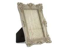 Classic Decorative Pewter Photo Frame