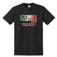 Cosa Nostra Pizza T-SHIRT