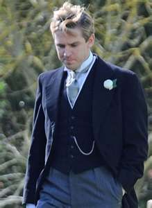 Downton Abbey Season 3:  Season 4 will not be the same without you, Matthew... you will be missed!