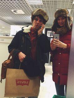 Fun hats  Love hats with earflaps Шапки-ушанки у котиков