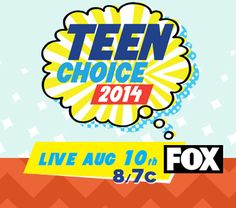 DivergentWorldRo: Teen Choice Awards 2014 : Noi nominalizari