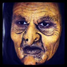 fx makeup prosthetics   Witch prosthetic fx. Makeup for RFMA MAKEUP studios ©. #prosthetics ...