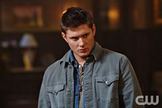 """""""Death Takes a Holiday"""" - Jensen Ackles as Dean in SUPERNATURAL on The CW. Photo: Sergei Bachlakov/The CW©2009 The CW Network, LLC. All Rights Reserved.pn"""