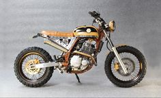 Yako's Bekano - the Bike Shed One of my favorite scrambler builds! #neatus