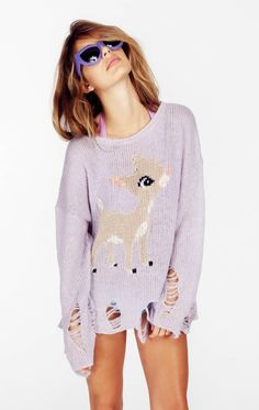 LITTLE HELPER LENON SWEATER