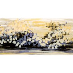 Found it at Wayfair - 'Shadows Cast Wes't by Caroline Wright Painting Print on Wrapped Canvas