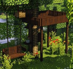 rooms minecraft / rooms minecraft _ rooms minecraft ideas _ rooms minecraft in game _ minecraft room ideas in game _ minecraft room ideas _ minecraft interior design living rooms _ minecraft secret rooms _ minecraft furniture living rooms Villa Minecraft, Minecraft Cottage, Cute Minecraft Houses, Minecraft Garden, Minecraft Structures, Minecraft Plans, Minecraft Room, Amazing Minecraft, Minecraft House Designs