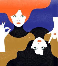 Orange-hair desire!