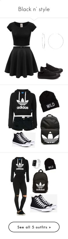 Black n style by toyaboswell on Polyvore featuring Converse, Sterling Essentials, Frame Denim, Topshop, adidas, American Eagle Outfitters, Apple, adidas Originals, NIKE and Miss Selfridgehttp://toyaboswell.polyvore.com/black_style/collection?.embedder=20550642&.src=share_desktop&.svc=pinterest&id=5760709&utm_campaign=default