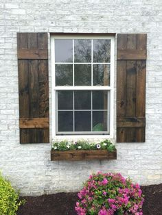 Barnwood Shutters For Sale In Chapel Hill Tn Offerup House Shutters Brick Exterior House Shutters Exterior