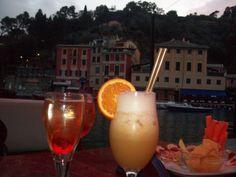 aperitivo a Portofino