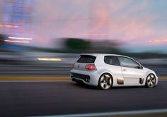 Volkswagen Golf GTI W12 650...that is all the explaining it needs :)
