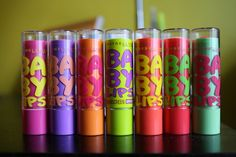 this is baby lips and good can i invite jamie ? Skin Makeup, Makeup Brushes, Beauty Makeup, Hair Beauty, Baby Lips Maybelline, Cool Paper Crafts, Just Girly Things, Drugstore Makeup, Gorgeous Makeup