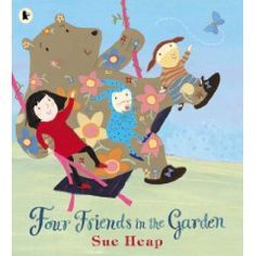 Four friends in the garden by Sue Heap.     Which libraries in Georgia have it? http://gapines.org/opac/en-US/skin/default/xml/rdetail.xml?r=2385073=garden%20juvenile%20fiction=keyword=0=280=2012=keyword    Ask your Library to get it for you!