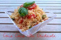 Cucinando tra le nuvole: Cous Cous alla Crudaiola