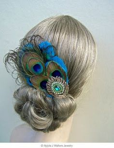 Google Image Result for http://3.bp.blogspot.com/-niBHhByVd74/TiC0dR_0HTI/AAAAAAAAA-0/JEJg4_uogig/s400/peacock_feather_hair_accessories_for%2B_wedding.jpg