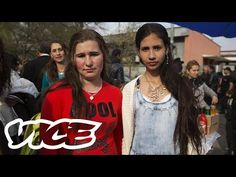 Every spring, the town of Stara Zagora in central Bulgaria hosts a controversial bride market where young virgins are paraded in front of suitors who bid on . Two Daughters, Bulgaria, Documentaries, Marketing, Bride, Helsinki, Youtube, Police, Cinema