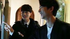 Gong Yoo, Lee Dong Wook, Kim Go Eun, Yook Sung Jae and Yoo In Na laugh and flirt behind the scenes of Goblin