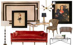 Vogue Idea Board :) - Brendon Frasier