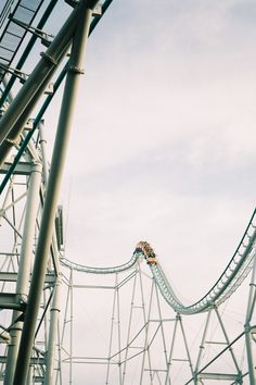 riding on rollercoasters or other daredevil stuff sometimes might be fun, enlivening, help wake me up.