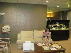 Plastic Surgeon Losing Patients Because Of Practice Decor Office Ideas, Office Decor, Waiting Rooms, Office Spaces, Plastic Surgery, Medical, Couch, Marketing, Furniture