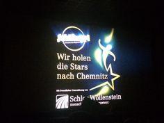 Das 20. deutsche Kinder- und Jugendfilmfestival SCHLINGEL ist eröffnet! Und wie ihr seht, mit großen Stars auf der Chemnitzer Leinwand...