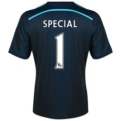 Adidas Chelsea Third Shirt 2014/15 with Special 1 with Special 1 printing  http: