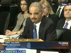 Attorney General Holder On Al Qaeda, Executive Orders, Marijuana Legalization, NSA Spying & MORE!