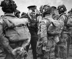 101st airborne division | 101st Airborne Division and Eisenhower: D-Day | Flickr - Photo Sharing ...