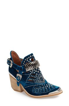 Jeffrey Campbell Jeffrey Campbell 'Calhoun' Cutout Bootie (Women) available at #Nordstrom